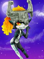Midna's Midsummer Night by KaylaElric