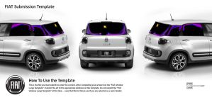 FIAT Submission Template Fast Like Shooting Stars! by abstractartchick