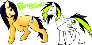 :AT: Pony Time by SickAede