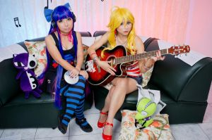 PSG _ Let's sing together by andyamasaki