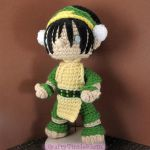 Toph by CraftyTibbles