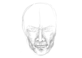 A man WIP by SobohP