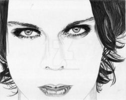 Ville Valo by charlotteeerie