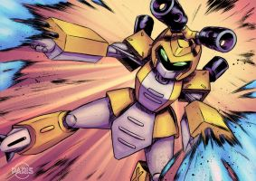 FaH- Metabee by ParisAlleyne