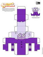 Baby Amethyst What are Gems made by JakeTheDog12345