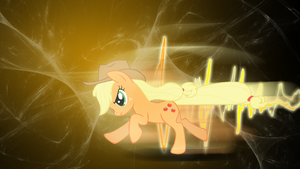 Run applejack ! by romus91