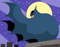 Night Bat by The-BlackCat