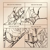 TF Slash - Cute Kiss Meme by plantman-exe