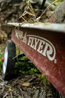 Radio Flyer by kivey