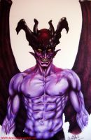 Devilman XD by darkcat6