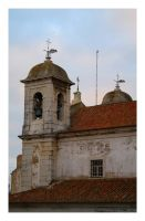 Sao Cristovao Church by FilipaGrilo