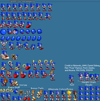 Satam Sonic The Hedeghog by SonicGenerations564s