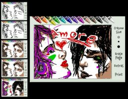 amore by lhyne
