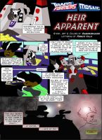 HEIR APPARENT by Transformers-Mosaic