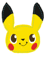 Pikachu Patch by ditto9