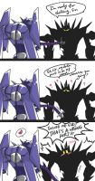 Soundwave/Makeshift by peng-ko