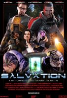 Salvation Movie Poster 2 by EspionageDB7