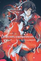 Lelouch Lamperouge by MistIllusion