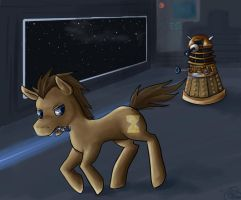Doctor Whooves by HayShoona