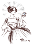 Ada Lovelace Day 2014 by quotidia