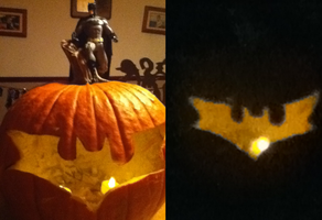 Batman Jack O'Lantern by GeneralDamon