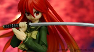 Figma Shakugan no Shana by OvermanXAN