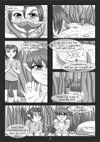 The Meeting (page 5) by LadyRosse