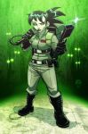 Ghostbuster Kylie Griffin - EoSS Commish by EryckWebbGraphics