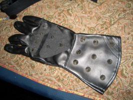 Ghost Rider Gloves Mark III WIP 01 by StealthNinja5