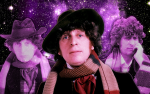Fourth Doctor widescreen wallpaper by Leda74