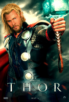 Thor fanmade Movie Poster 2 by hobo95