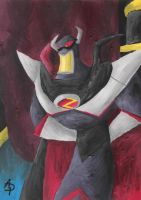 Evil Emperor Zurg by Xentralus