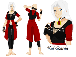 Kat Sparda by SenSparda18