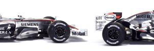 F1 father and son by usedHONDA