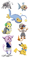 PKMNC - Museum Update #4 by TamarinFrog