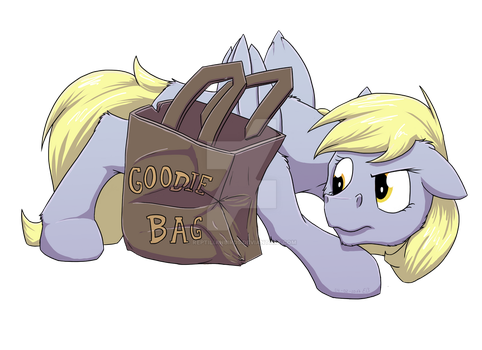 Derpy found Something by CodePepper