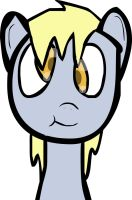 Derpy Face by darksoma905