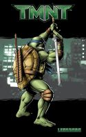 TMNT Leonardo (COLORS) by Khilleus