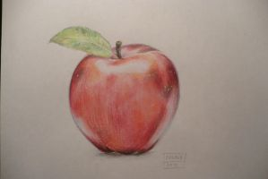 Apple by Aisedora