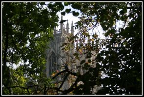 York Minster I by DarkestFear