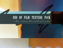End Of Film Texture Pack by ridic-ulous
