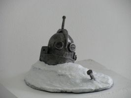 Foundry Project 2 - Iron Giant by cml913