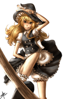 Marisa by radiostarkiller