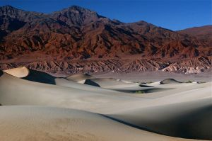 The Mesquite Dunes of Death Va by MattGranzPhotography