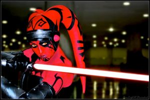 Darth Talon by Maru-Light