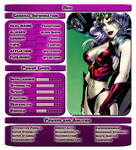 Persephone Stats by vipplayer