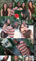 More Pics of the Wifey and I by Robaato