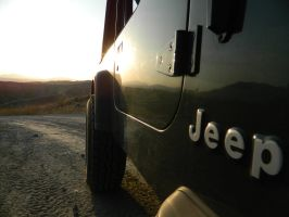 Jeep by algreat