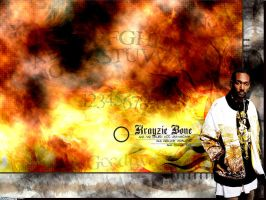 Krayzie Bone - Dear Mr Ouija by dibaker