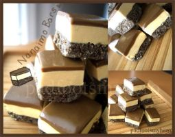 Nanaimo Bars by padfootsmyhero